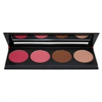 L.A. Girl Beauty Brick Blush Collection Glam - Румяна, палетка, 22 гр
