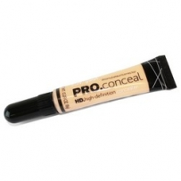 L.A. Girl Pro Conceal HD Concealer Porcelain light shade - Консилер, 8 гр