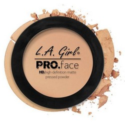 L.A. Girl Pro Face Matte Pressed Powder Buff - Матирующая пудра для лица