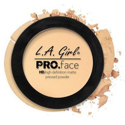 L.A. Girl Pro Face Matte Pressed Powder Classic Ivory - Матирующая пудра для лица