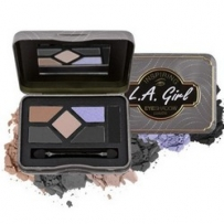 L.A. Girl Inspiring Eyeshadow Palette You're Smoking Hot! - Палетка теней