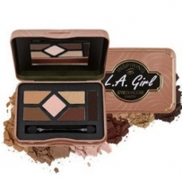 L.A. Girl Inspiring Eyeshadow Palette Naturally Beautiful - Палетка теней