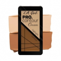 L.A. Girl PRO Contour Cream - Hightlight Contour - Крем-пудра для контуринга