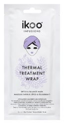 ikoo infusions - Thermal Treatment Wrap - Detox & Balance- Маска - шапочка Детокс и Баланс